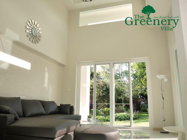 The Greenery Villa Living Room