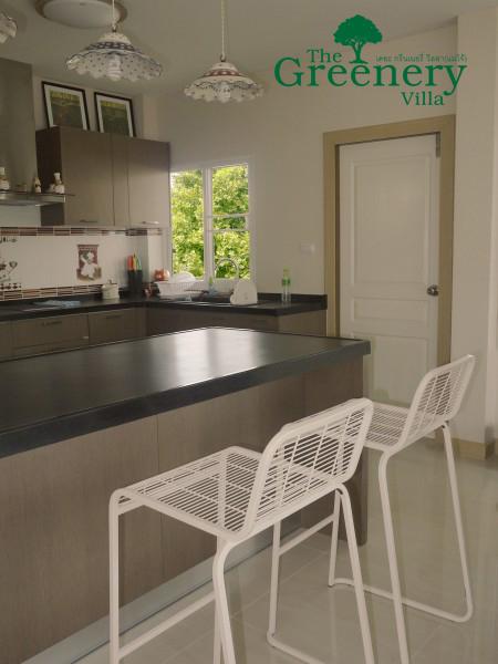 The Greenery Villa Dining Room