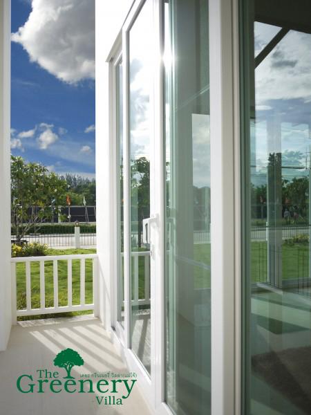 The Greenery Villa Yard