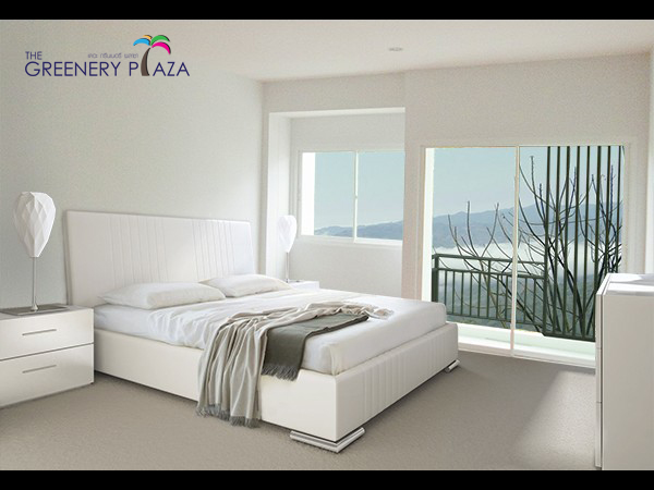 The Greenery Plaza Bedroom