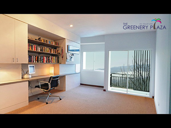 The Greenery Plaza Room